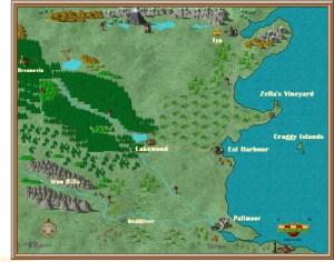 Map of Tyn